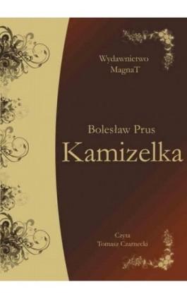 Kamizelka - Bolesław Prus - Audiobook - 9788365449009