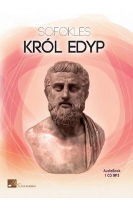 Król Edyp - Sofokles - Audiobook - 9788365449054