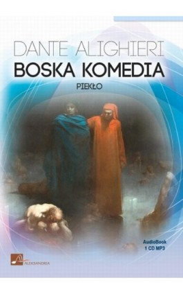 Boska Komedia - Dante Alighieri - Audiobook - 978-83-9438-607-8