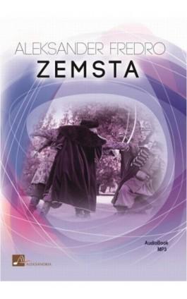 Zemsta - Aleksander Fredro - Audiobook - 978-83-9438-603-0