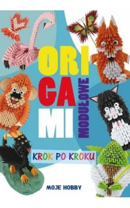 Origami modułowe krok po kroku - Zofia Wodzyńska - Ebook - 978-83-8114-732-3