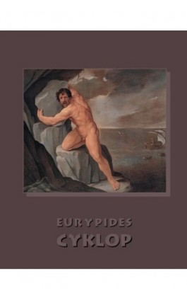 Cyklop - Eurypides - Ebook - 978-83-7950-844-0