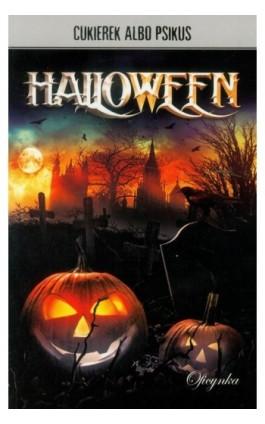 Halloween - Praca zbiorowa - Ebook - 978-83-62465-59-0