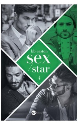 Sex/Star - Bb Easton - Ebook - 978-83-8032-497-8