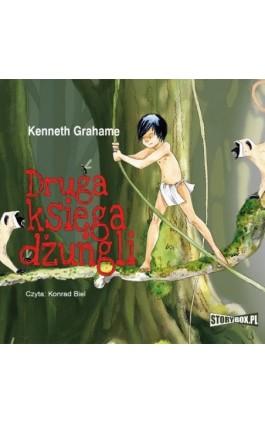 Druga księga dżungli - Rudyard Kipling - Audiobook - 978-83-8194-512-7
