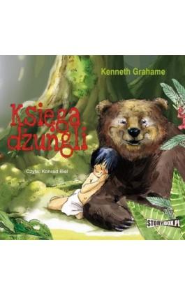 Księga dżungli - Rudyard Kipling - Audiobook - 978-83-8194-510-3