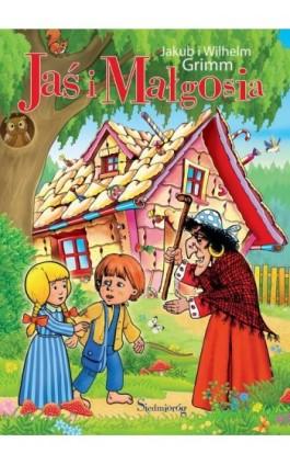 Jaś i Małgosia - J.W. Grimm - Ebook - 978-83-66620-86-5