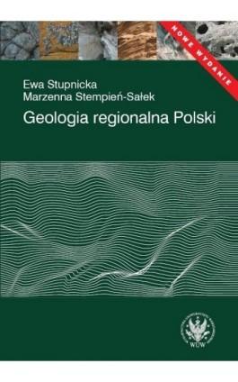 Geologia regionalna Polski - Ewa Stupnicka - Ebook - 978-83-235-2251-5