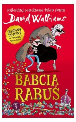 Babcia Rabuś - David Walliams - Ebook - 978-83-62745-13-5