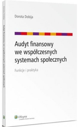 Audyt finansowy we...