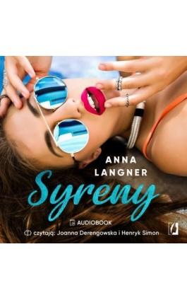 Syreny - Anna Langner - Audiobook - 978-83-66611-94-8