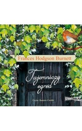 Tajemniczy ogród - Frances Hodgson Burnett - Audiobook - 978-83-8194-421-2