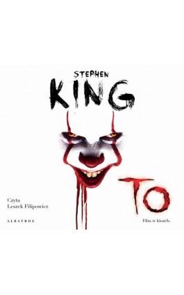 To - Stephen King - Audiobook - 978-83-8125-708-4