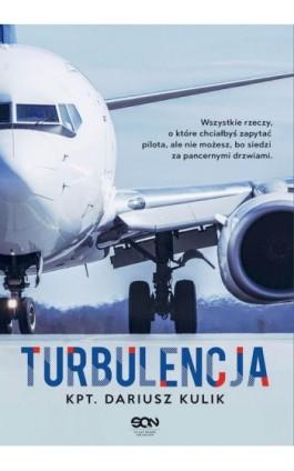 Turbulencja - Dariusz Kulik - Ebook - 978-83-8129-624-3