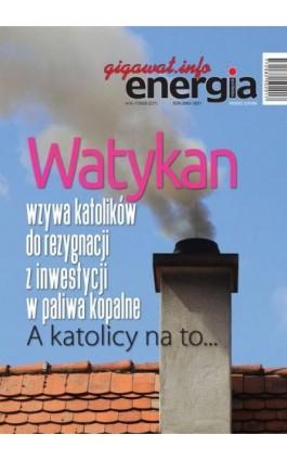 Energia Gigawat nr 6-7/2020 - Sylwester Wolak - Ebook