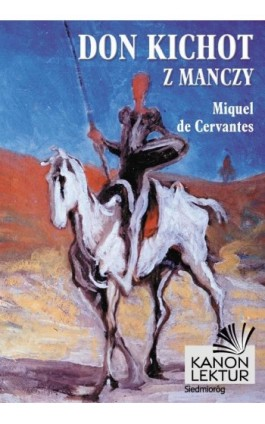 Don Kichot z Manczy - Miguel Cervantes - Ebook - 978-83-7791-514-1