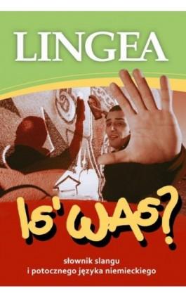 Is' Was? Słownik niemieckiego slangu i mowy potocznej - Lingea - Ebook - 978-83-64093-94-4
