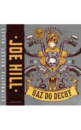 GAZ DO DECHY - Joe Hill - Audiobook - 978-83-7985-448-6