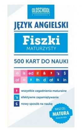 Język angielski Fiszki maturzysty - Ewa Fleischer - Ebook - 978-83-7892-226-1