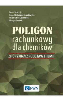 Poligon rachunkowy dla chemików - Ebook - 978-83-011-9993-7
