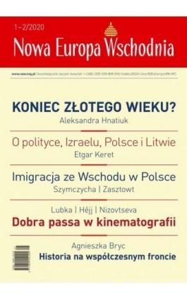 Nowa Europa Wschodnia 1-2/2020 - Wielu Autorów - Ebook