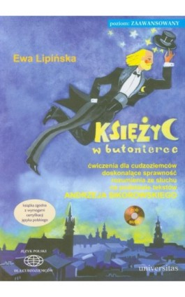 Księżyc w butonierce + CD - Ewa Lipińska - Ebook - 978-83-242-6465-0