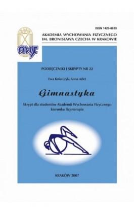 Gimnastyka - Ewa Kolarczyk - Ebook - 978-83-891-2141-7