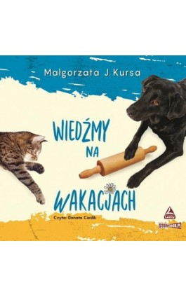 Wiedźmy na wakacjach - Małgorzata J. Kursa - Audiobook - 978-83-8194-949-1