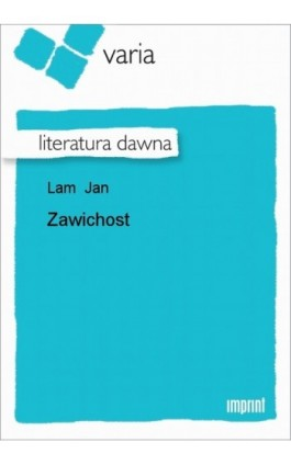 Zawichost - Jan Lam - Ebook - 978-83-270-0713-1