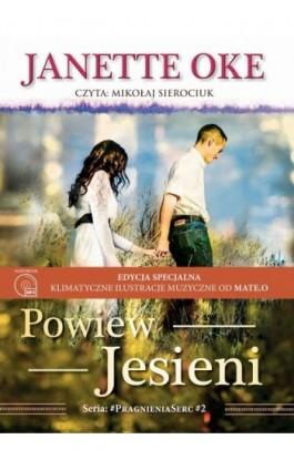 POWIEW JESIENI - Janette Oke - Audiobook - 978-83-66681-06-4