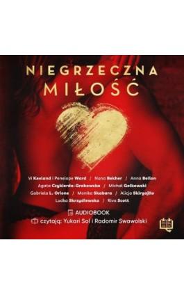 Niegrzeczna miłość - Nana Bekher - Audiobook - 978-83-66815-37-7