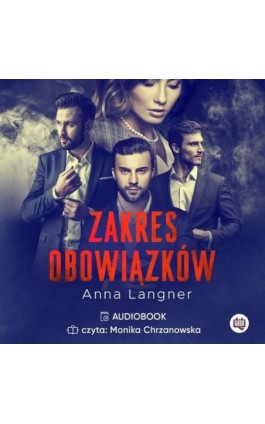 Zakres obowiązków - Anna Langner - Audiobook - 978-83-66815-34-6