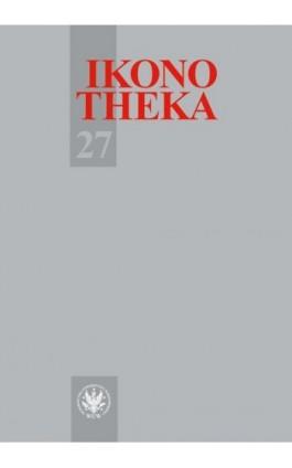 Ikonotheka 2017/27 - Ebook