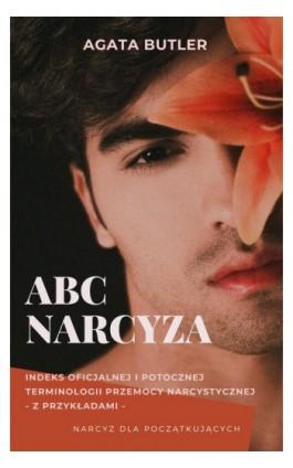 ABC narcyza - Agata Butler - Ebook - 978-83-63770-08-2