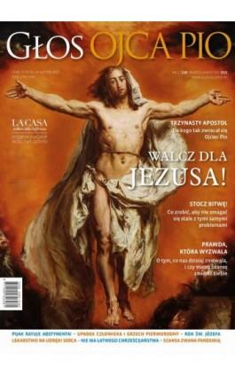 Głos Ojca Pio nr 2 (128) marzec/kwiecień 2021 - Praca zbiorowa - Ebook
