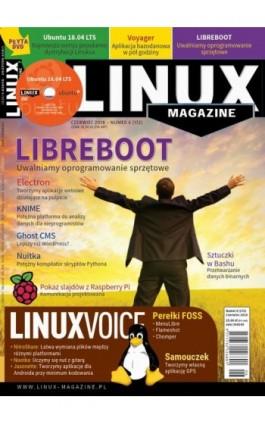 Linux Magazine 06/2018 (172) - Praca zbiorowa - Ebook