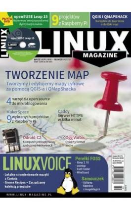 Linux Magazine 09/2018 (175) - Praca zbiorowa - Ebook