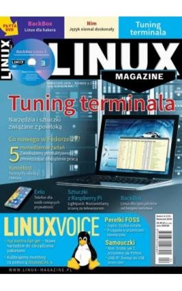 Linux Magazine 4/2018 (170) - Praca zbiorowa - Ebook