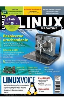 Linux Magazine 2/2018 (168) - Praca zbiorowa - Ebook