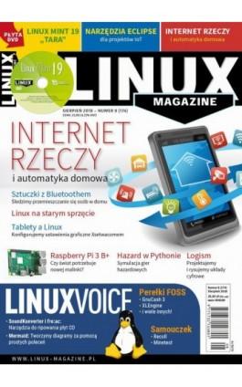 Linux Magazine 08/2018 (174) - Praca zbiorowa - Ebook
