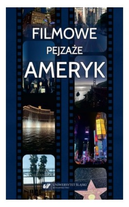 Filmowe pejzaże Ameryk - Ebook - 978-83-226-3911-5