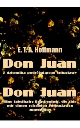 Don Juan - E.T.A. Hoffmann - Ebook - 978-83-7950-546-3