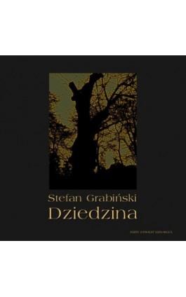 Dziedzina - Stefan Grabiński - Audiobook - 978-83-7639-059-8