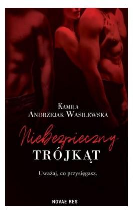 Niebezpieczny trójkąt - Kamila Andrzejak-Wasilewska - Ebook - 978-83-8219-191-2