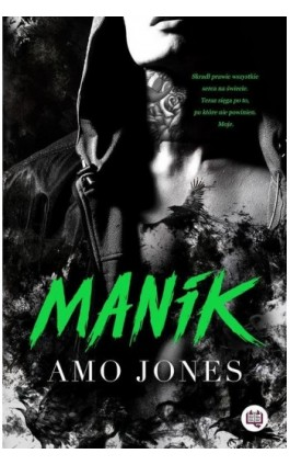 Manik - Amo Jones - Ebook - 978-83-66890-91-6