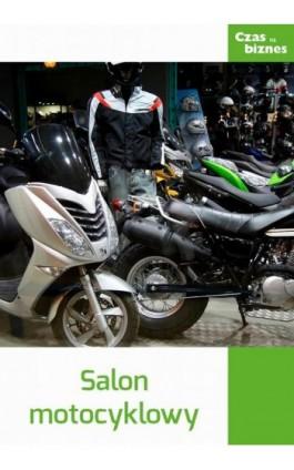 Salon motocyklowy - Praca zbiorowa - Ebook - 978-83-63799-32-8