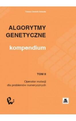 Algorytmy genetyczne....
