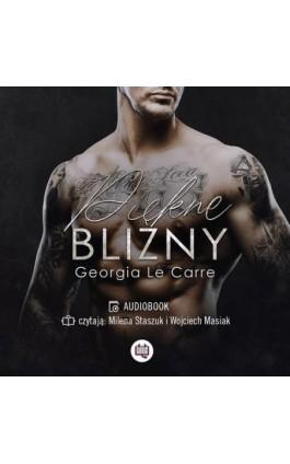 Piękne blizny - Georgia Le Carre - Audiobook - 978-83-66967-58-8