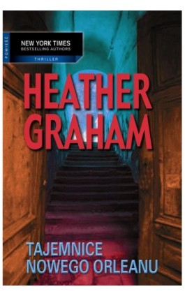 Tajemnice Nowego Orleanu - Heather Graham - Ebook - 978-83-238-9722-4