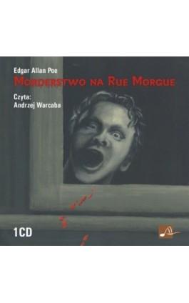Morderstwo na Rue Morgue - Edgar Allan Poe - Audiobook - 978-83-60313-02-2